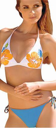 Amarea style 180 - Halter Top & String Bottom Bathing Suit